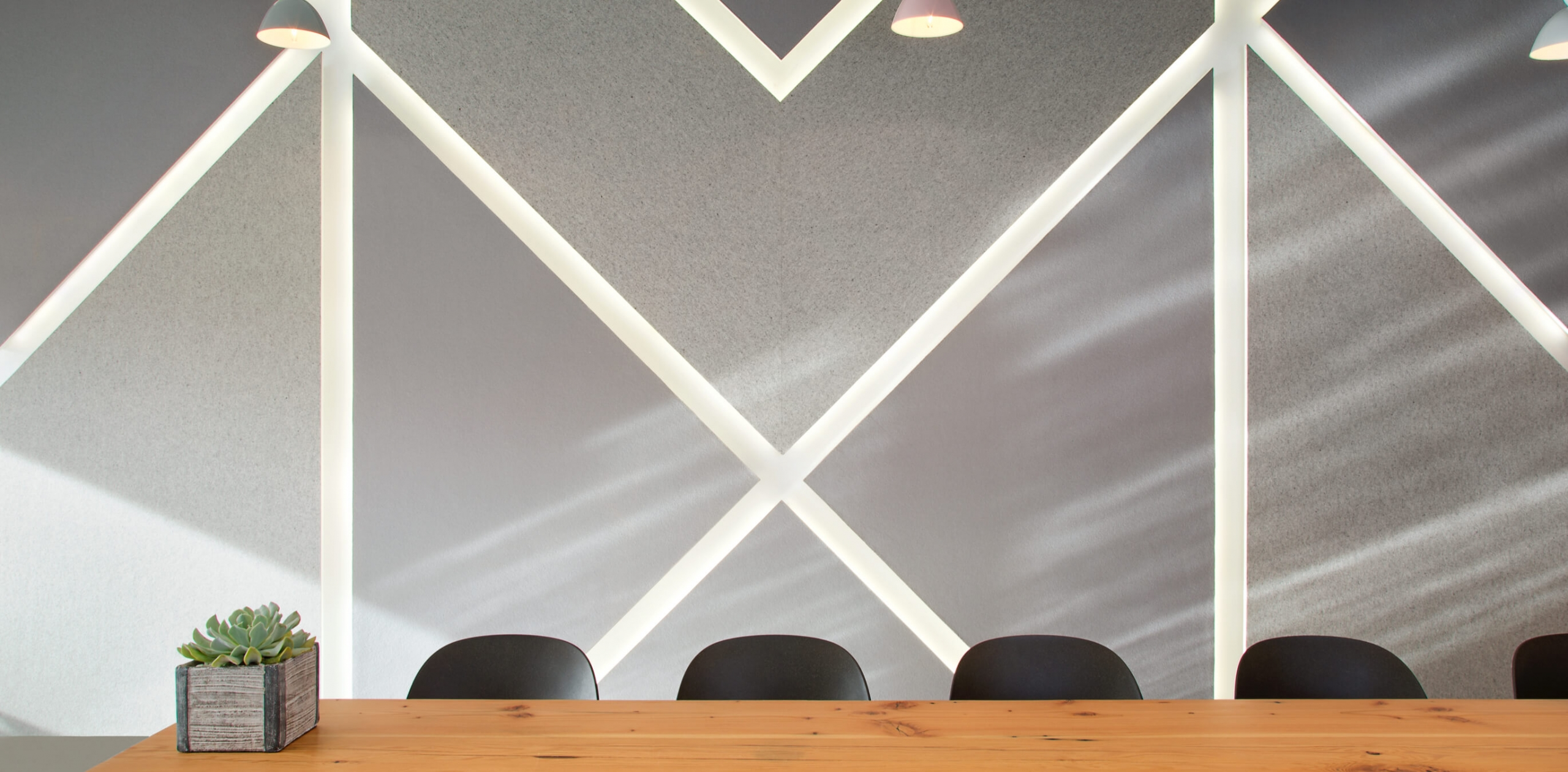 Inside the Faebrew Coffee office