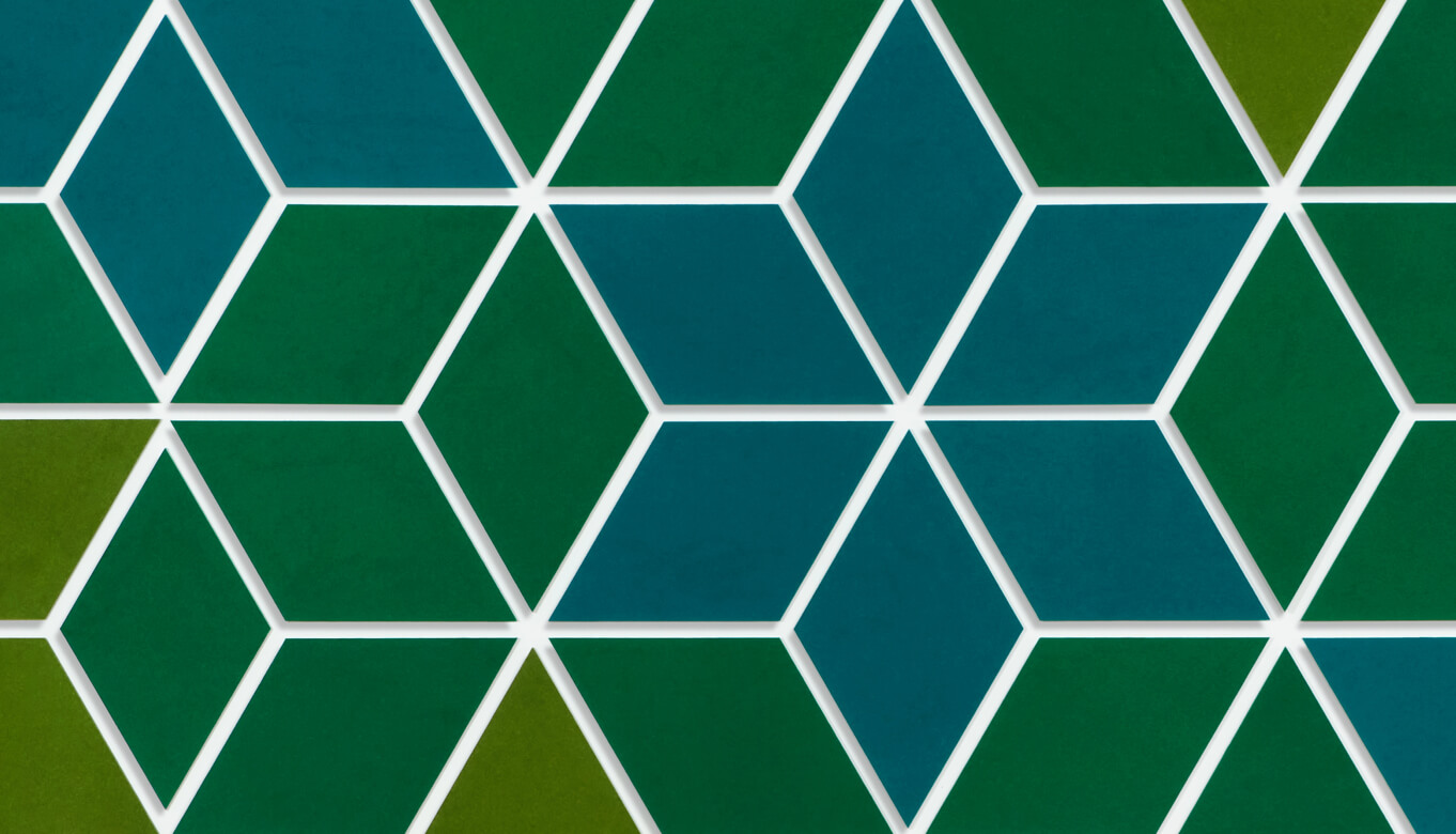 Up close look at Decor Tiles product