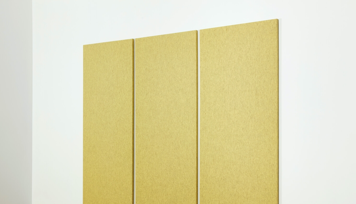 Example of Interior Felts use of gallery panels